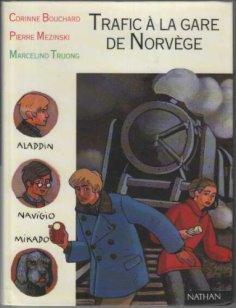 gare norvège